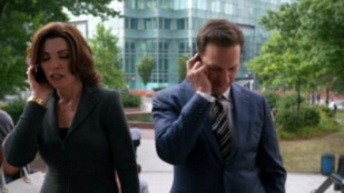 The Good Wife 05x01 : Everything is Ending- Seriesaddict
